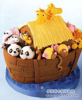 要看非常可爱的蛋糕图片请进!